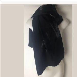 Cejon Accessories - Cejon Black Silver Shimmer  Evening Wear Scarf